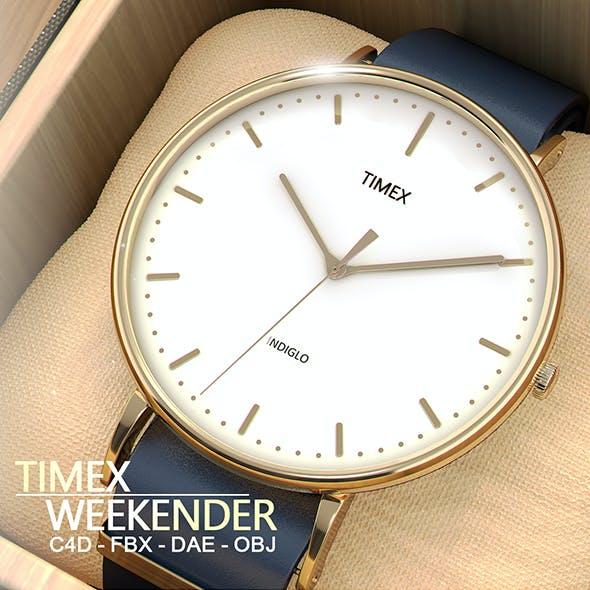 Timex Weekender Inside Box