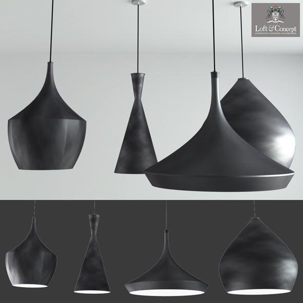 Beat Light DESIGNED BY TOM DIXON lighting loft concept interior