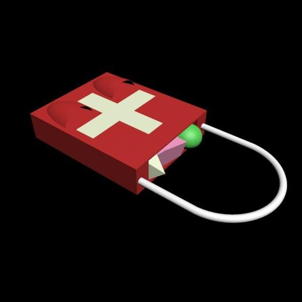 Medic kit - 3DOcean Item for Sale