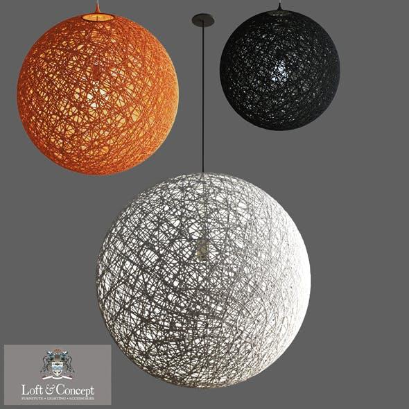 The Random Light Brown - 3DOcean Item for Sale