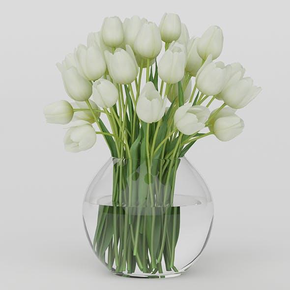 Vray Ready Flower Pot