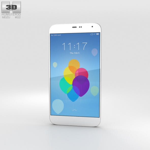 Meizu MX3 White