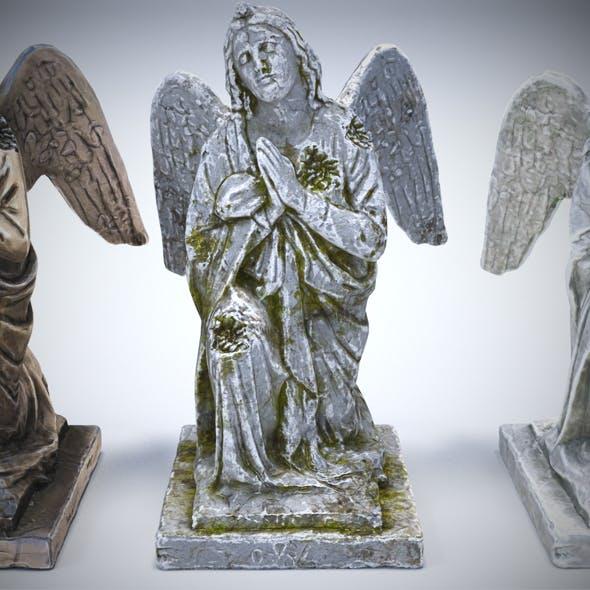 Sculptures Pack Vol.1 Statue 1 - 3DOcean Item for Sale