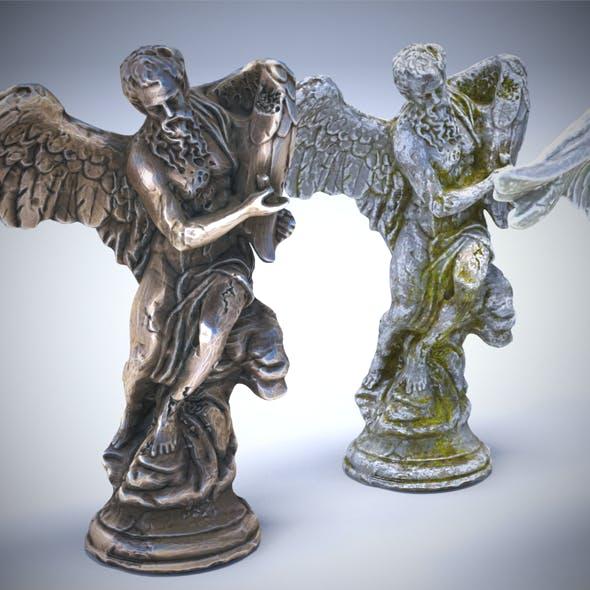 Sculptures Pack Vol.1 Statue 2
