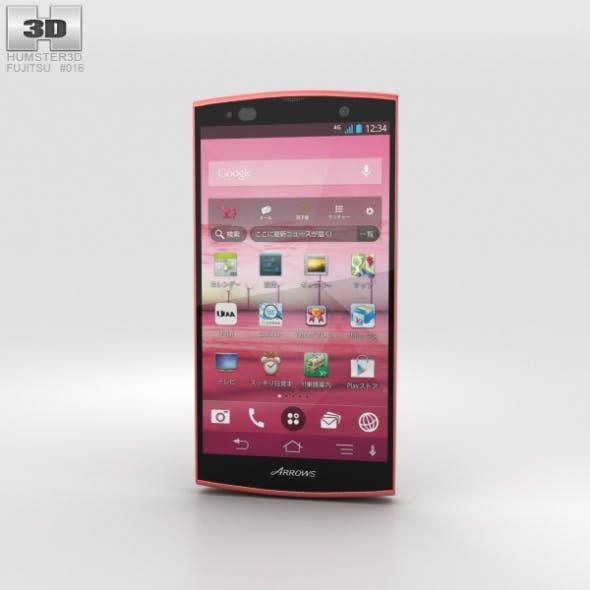 Fujitsu Arrows A 202F Pink