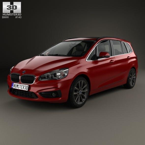 BMW 2 Series Gran Tourer (F46) Sport Line 2015