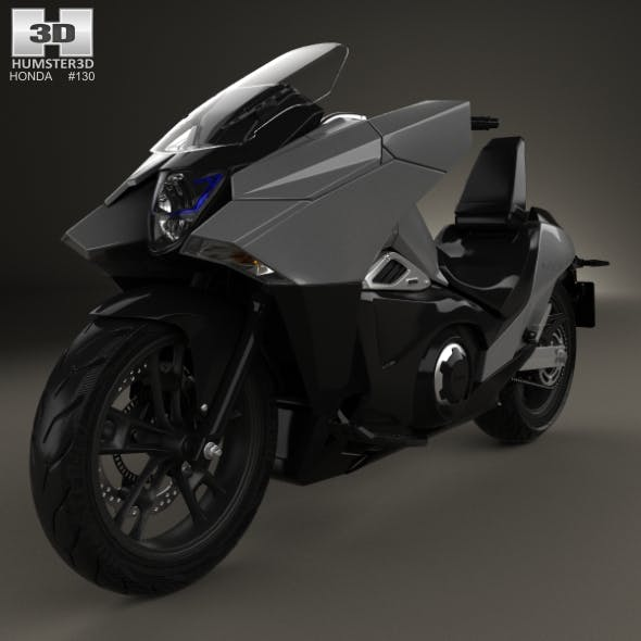 Honda NM4 Vultus 2014 - 3DOcean Item for Sale
