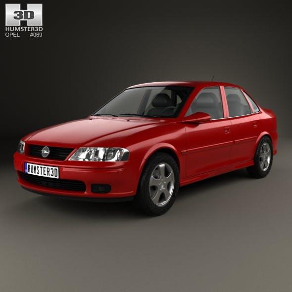Opel Vectra 1995 - 3DOcean Item for Sale