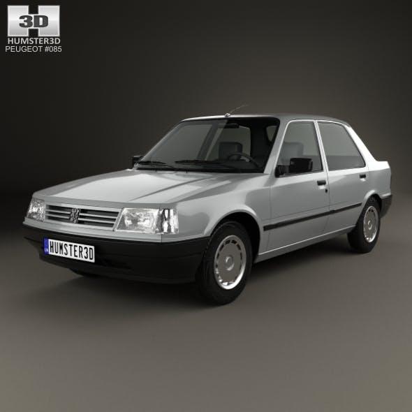 Peugeot 309 5-door 1985 - 3DOcean Item for Sale