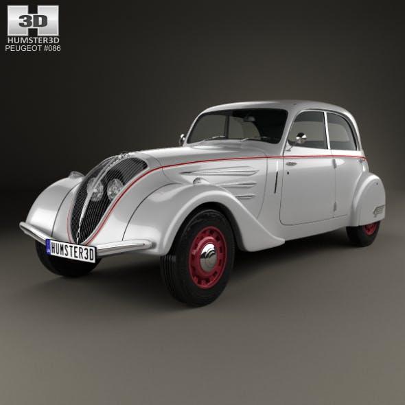 Peugeot 402 Legere 1935