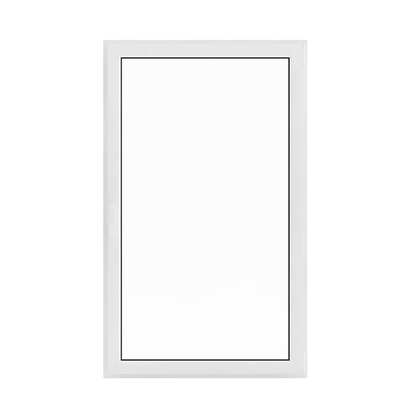 White Window (143.5 x 86.5 cm) - 3DOcean Item for Sale