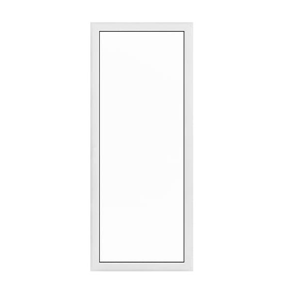 White Window (209.5 x 86.5 cm)