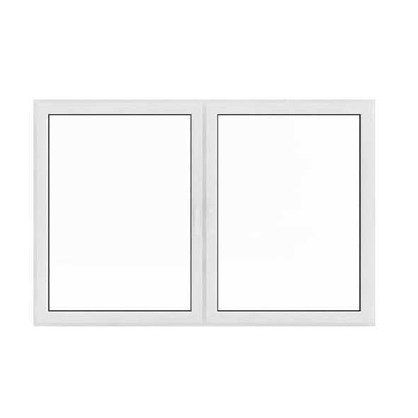 White Window (113.5 x 171 cm) - 3DOcean Item for Sale