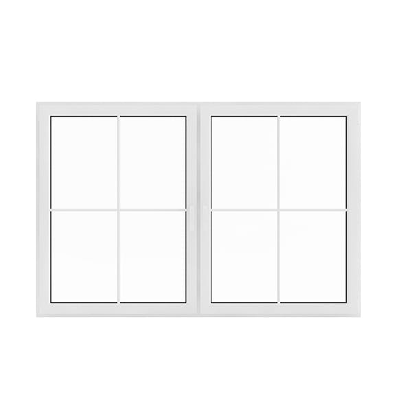 White Window (113.5 x 171 cm) - 3DOcean Item for Sale