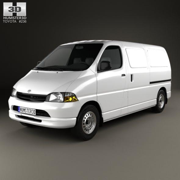 Toyota Hiace Panel Van 1995
