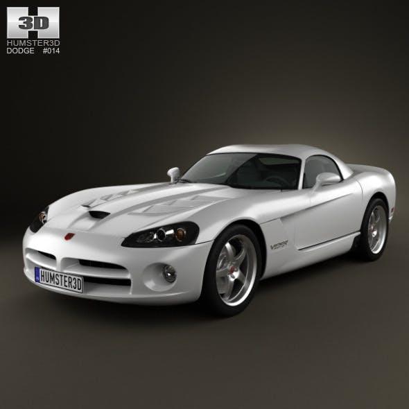 Dodge Viper SRT10 2010 - 3DOcean Item for Sale