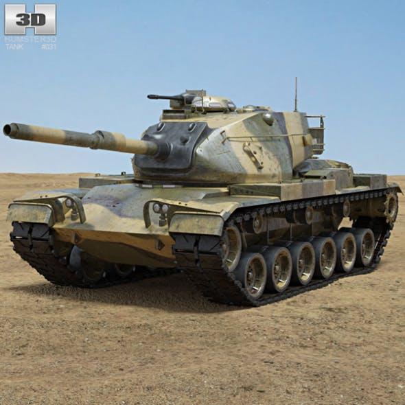 M60 Patton - 3DOcean Item for Sale