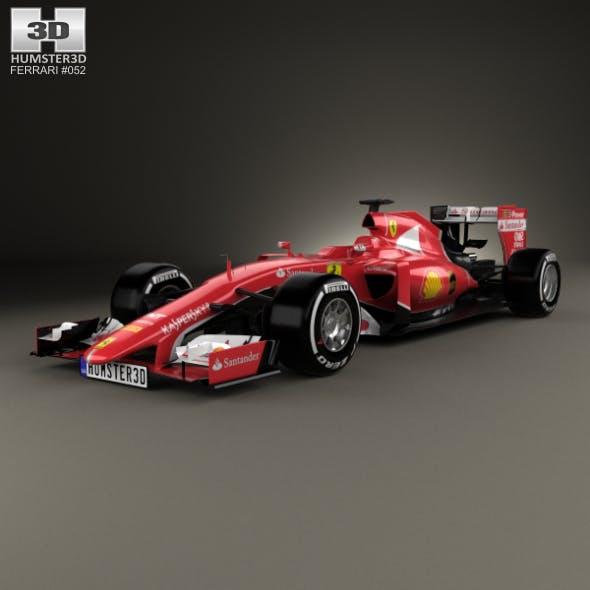 Ferrari SF15-T 2015