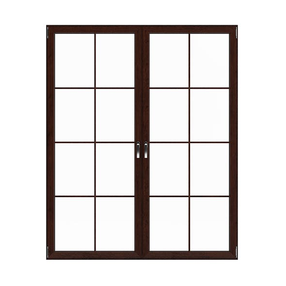 Wooden Window (209.5 x 171 cm) - 3DOcean Item for Sale