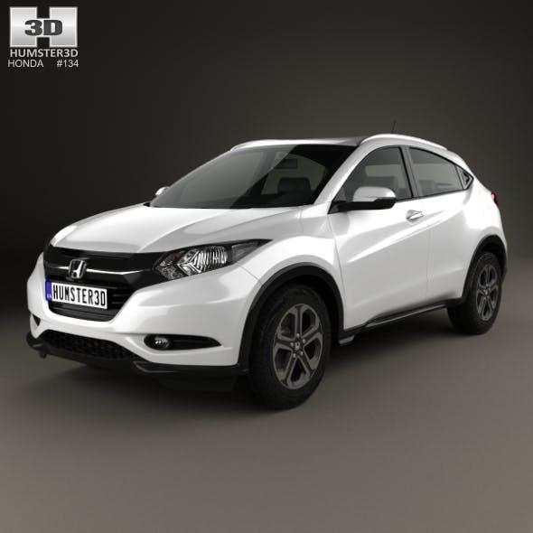 Honda HR-V EX-L (BR) 2015