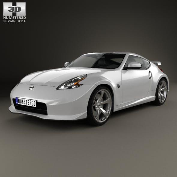 Nissan 370Z Nismo 2009 - 3DOcean Item for Sale