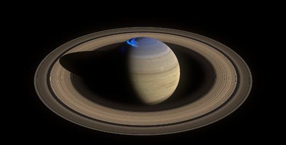 Saturn 4k - 3DOcean Item for Sale