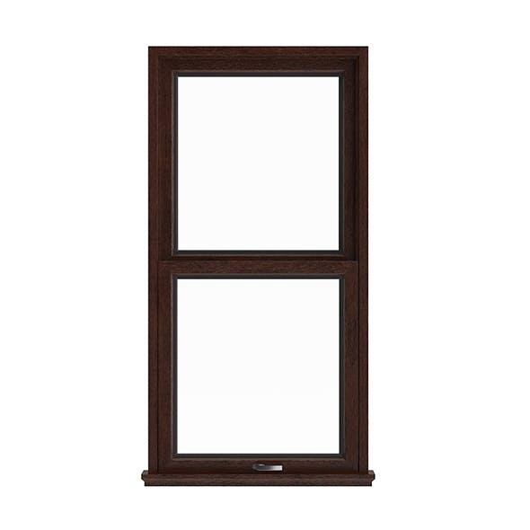 Wooden Window (143.5 x 72 cm)