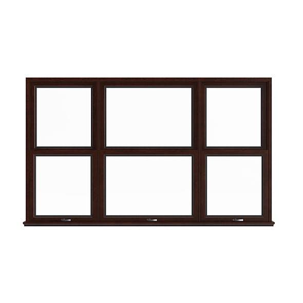 Wooden Window (143.5 x 238 cm) - 3DOcean Item for Sale