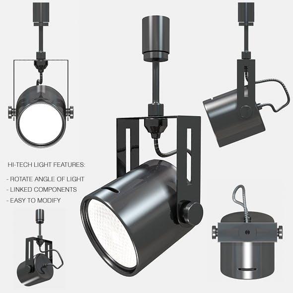 Rony Tech light - 3DOcean Item for Sale