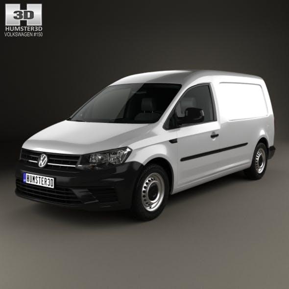 Volkswagen Caddy Maxi Panel Van 2015