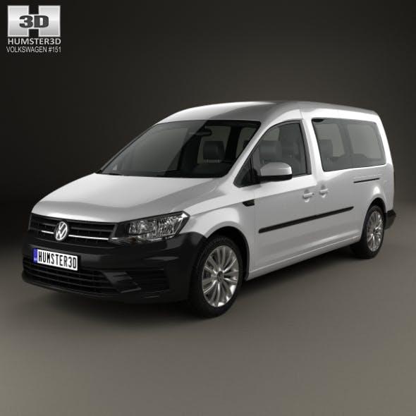 Volkswagen Caddy Maxi Trendline 2015