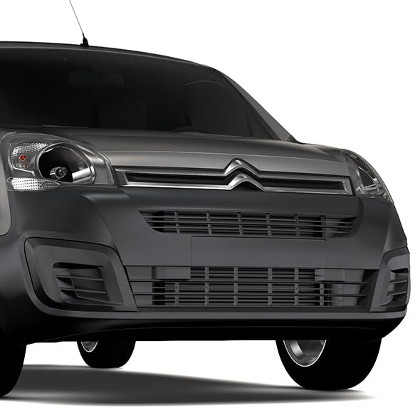 Citroen Berlingo Van L2 Full Electric 2017 - 3DOcean Item for Sale