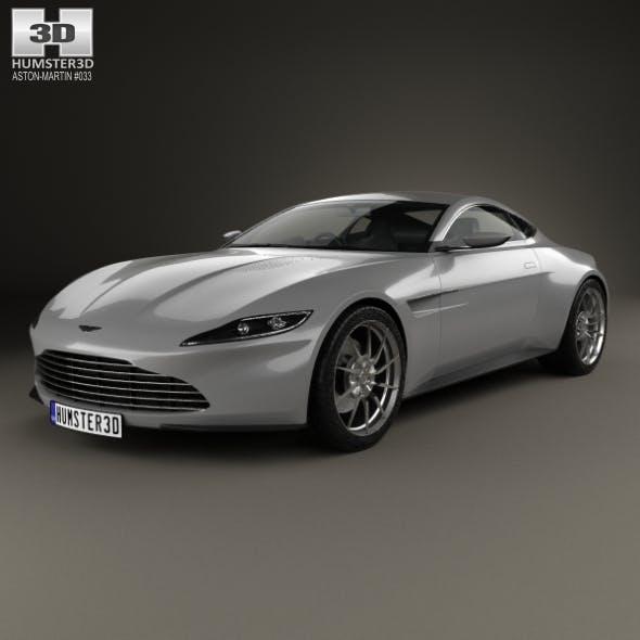 Aston Martin DB10 2015 - 3DOcean Item for Sale