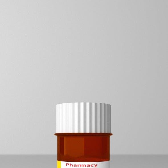 Drug Bottle