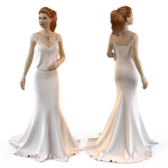 HaniTabib Wedding Dress 2014