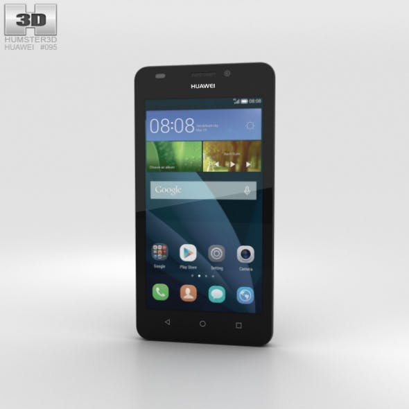 Huawei Y635 Black - 3DOcean Item for Sale