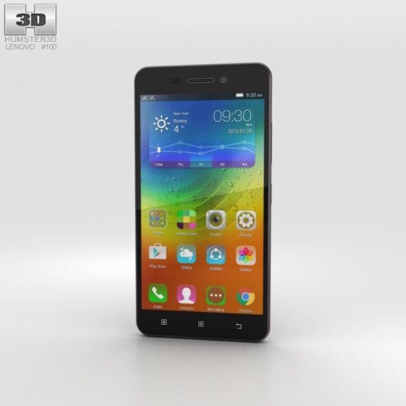 Lenovo S60 Graphite Grey