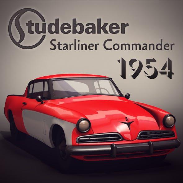 Studebaker Starliner Commander 1954