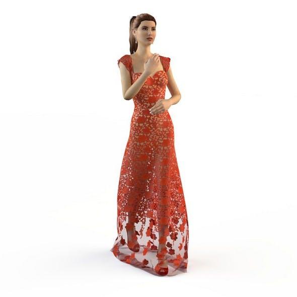 Wedding Evening dress 6