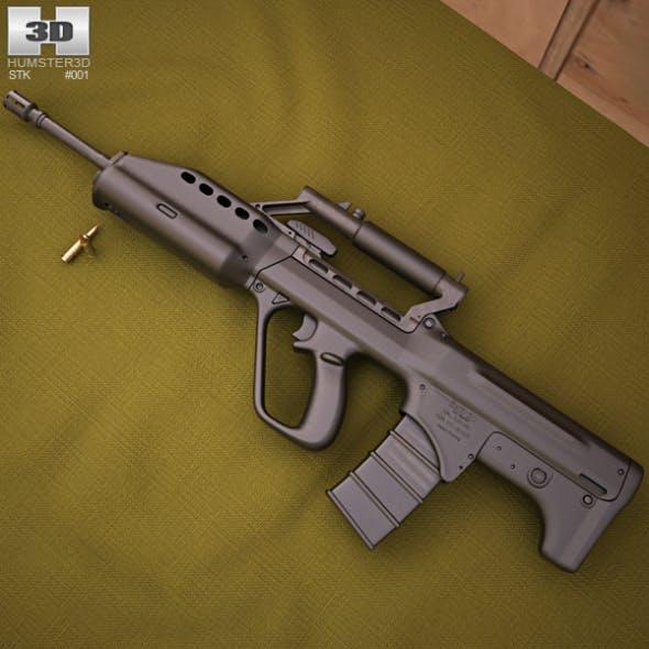 SAR 21 - 3DOcean Item for Sale