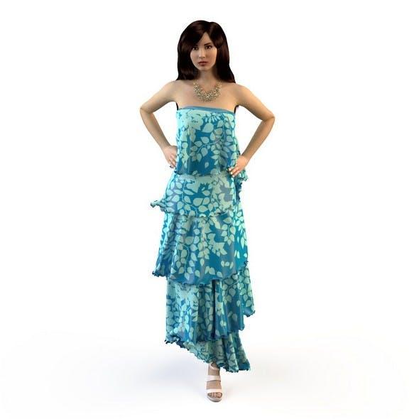 Summer dress sundress