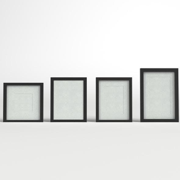 Photo Frames - 3DOcean Item for Sale