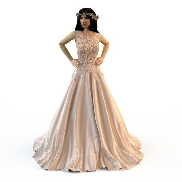 Wedding Evening dress Zuhair Murad 2