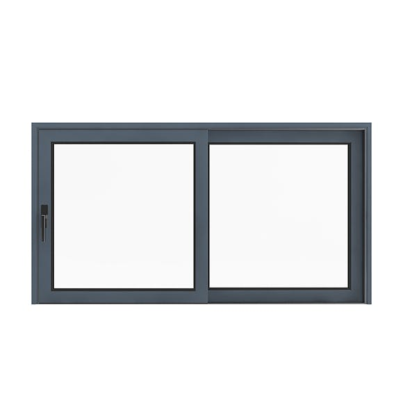 Metal Window (155 x 290 cm) - 3DOcean Item for Sale
