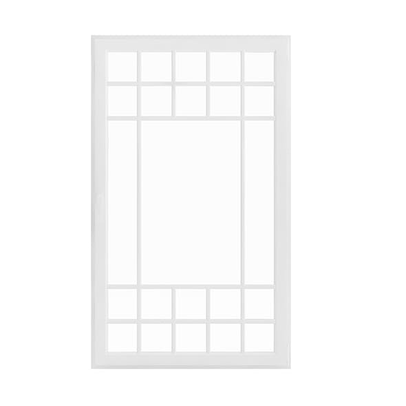 White Window (154.5 x 92.5 cm) - 3DOcean Item for Sale