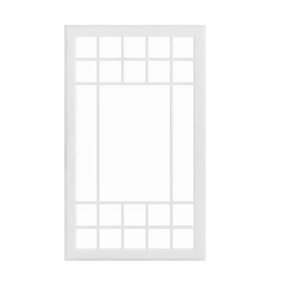 White Window (154.5 x 92.5 cm)