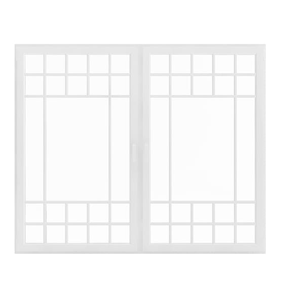 White Window (154.5 x 185 cm) - 3DOcean Item for Sale