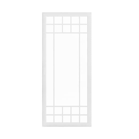 White Window (214.5 x 92.5 cm) - 3DOcean Item for Sale