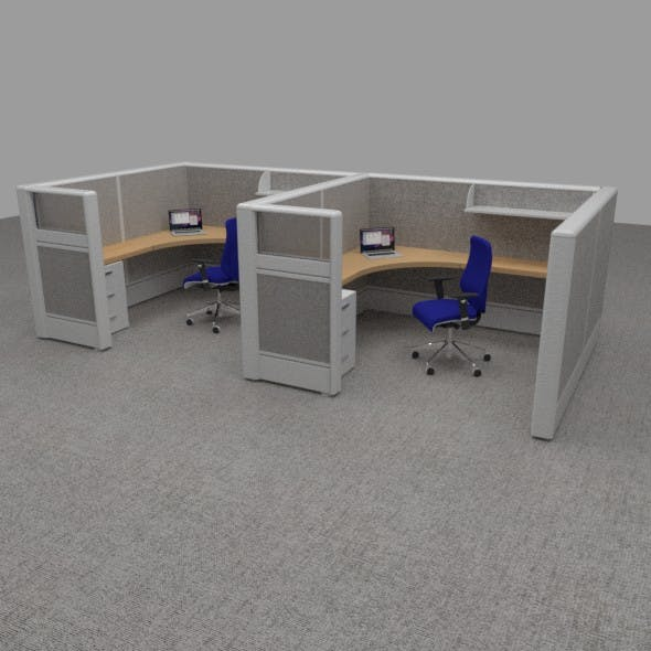 Office Workstation Module