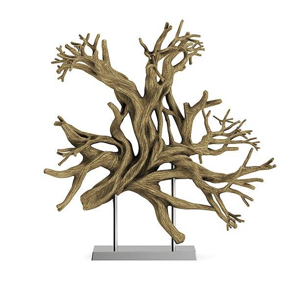 Tree Root Decoration